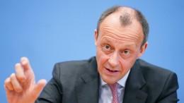 Röttgen, Merz und die Sorge um die EU