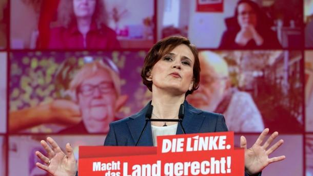 Kipping ruft die Linke zum Regieren im Bund auf