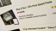 Illegaler Drogenhandel im Internet floriert