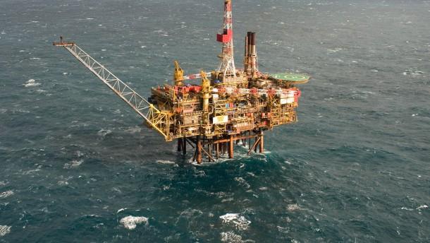 Der neue Ölrausch in der Nordsee