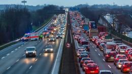 Mehr Verkehrstote auf Hessens Straßen