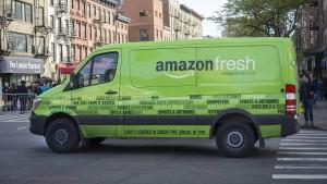 Amazon startet Lieferdienst für Lebensmittel
