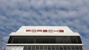 Großrazzia wegen Untreue bei Porsche