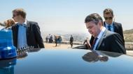 Gabriel reagiert gelassen auf Netanjahu-Absage