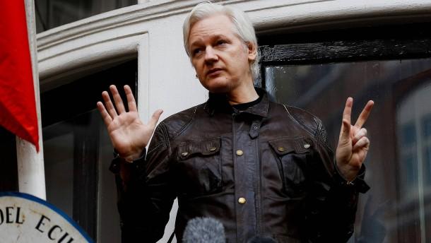 Darum wird der Prozess um Assange in Schweden wieder aufgenommen