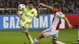 Messi macht's möglich