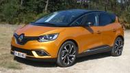 Ende des Jahres kommt im neuen Scénic der erste Diesel-Hybrid von Renault.