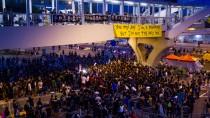 Der Protest in Hongkong geht weiter.
