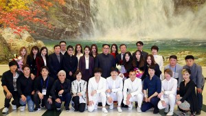 """Kim Jong-un ist """"tief bewegt"""" von K-Pop-Konzert"""