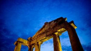 Noch ein Endspiel in Athen