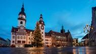 Repräsentativ nicht nur an Weihnachten: Chemnitz