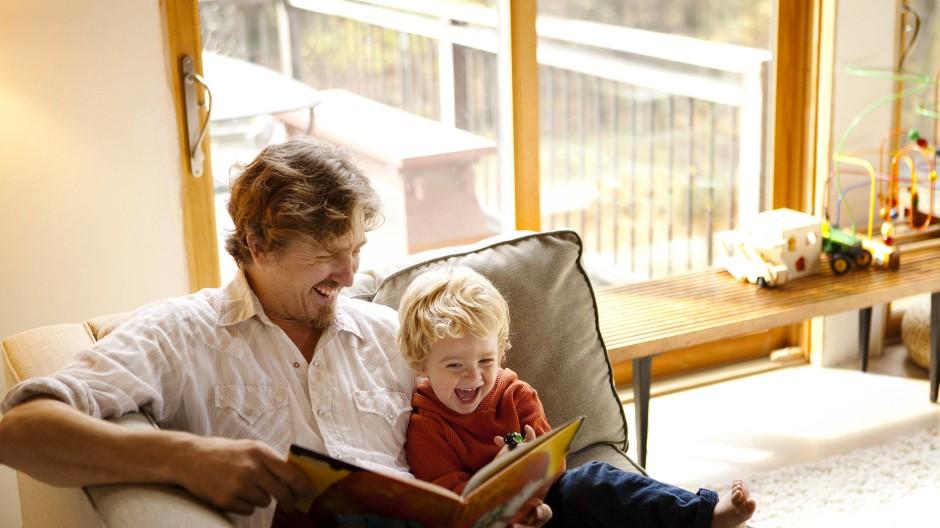 Gemeinsam Lesen: besonders schön im Winter