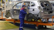 Deutsche Unternehmen bauen mehr Fabriken in Russland