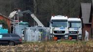 In Niedersachsen Vogelgrippevirus H5N8 nachgewiesen