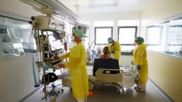 Knapp 26.000 Neuinfektionen, Inzidenz bleibt auf 160,1