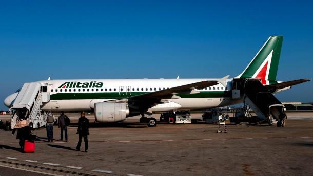 Alitalia wird wohl unter staatliche Aufsicht gestellt