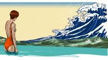 Die Ruhe vor dem Sturm? Mit jedem Gewässer muss man sich als Schwimmer erst vertraut machen.