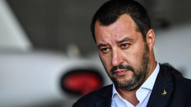 "Italiens Innenminister: Salvini ""absolut gegen"" UN-Migrationspakt"