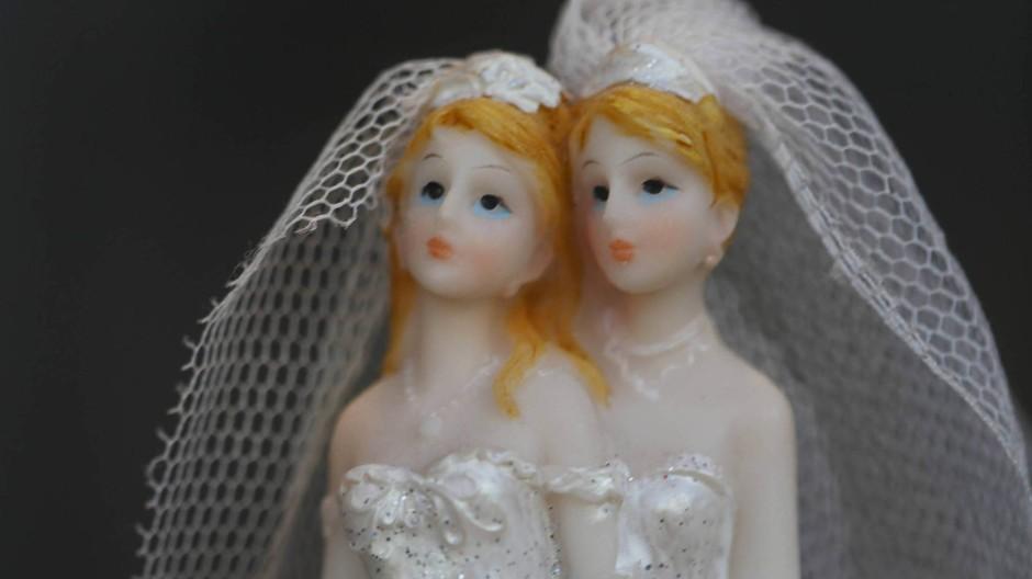"""Die """"Ehe für alle"""" sorgt in der großen Koalition für reichlich Diskussionsstoff."""