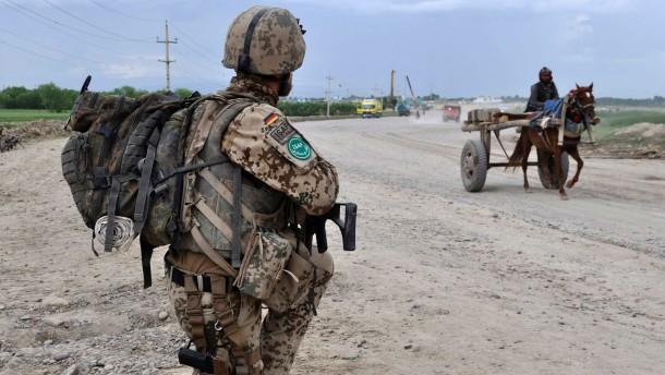 Die Nato will auch nach 2014 in Afghanistan präsent sein