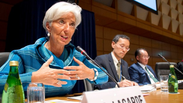 International Monetary Fund and World Bank 2012 Annual Meeting
