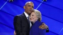 obama wirbt fr clinton die groe kuschel show - Lebenslauf Geflscht