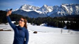 Wie Bayern mit Instagram-Pilgern umgeht