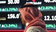Ein Zuhause der Petrodollar: Die saudische Börse in Riad