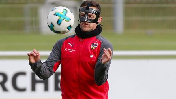 Mit Maske und Mentalität gegen den BVB