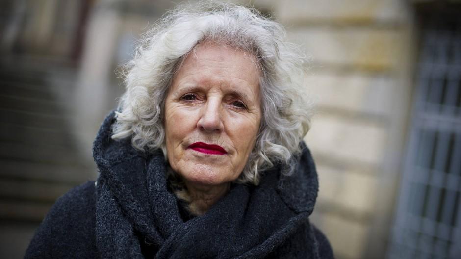 Ulrike Edschmid 2013 in Berlin