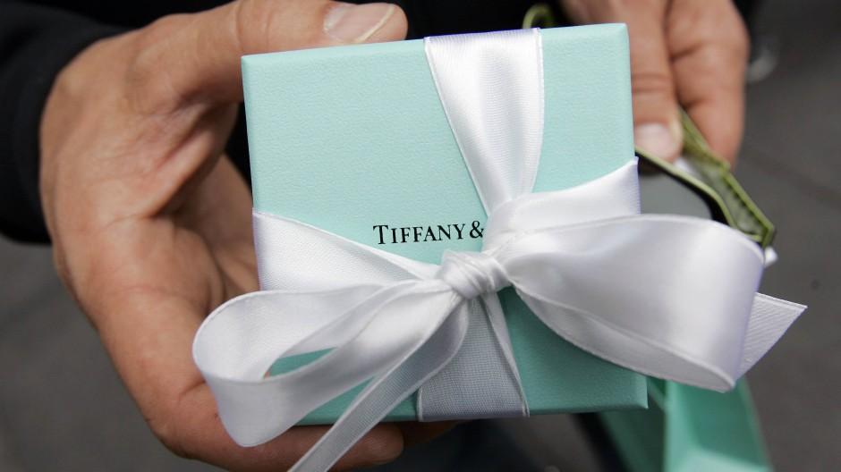 Gehört bald zu LVMH: Der Juwelier Tiffany