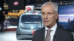 VW erhöht Investitionen in Elektromobilität