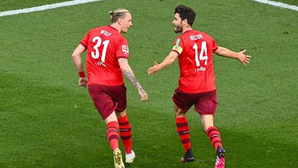 Der doppelte Hector macht den FC froh