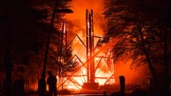 Raub der Flammen: der Frankfurter Goetheturm