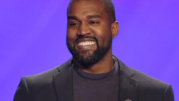 Kanye West meldet Partei für Wahl an