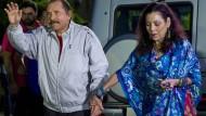 Ortega gewinnt Präsidentenwahl