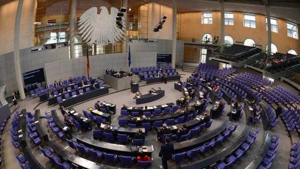 Bundesverfassungsgericht verhandelt über Wahlrecht