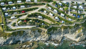 Campingplätze in Südfrankreich evakuiert