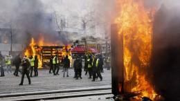 """Paris verhängt Demo-Verbot für """"Gelbwesten"""" auf Champs-Elysées"""