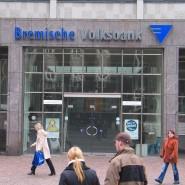 """""""Rund 1000 Privatkunden betroffen"""": Die Bremische Volksbank gibt Negativzinsen an ihre Kunden weiter."""
