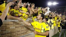Dortmund schlägt Liverpool