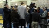 Großmeister: Nowitzki gibt Auskunft über den neuen Mavericks-Jahrgang