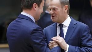 """Polnische Regierung kritisiert """"Diktat aus Berlin"""""""