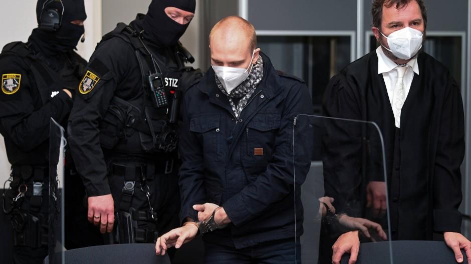 Lebenslange Haft für Stephan B.