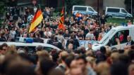 Versammlungsverbot in Freital