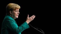 Merkel: EU schützt Deutschland