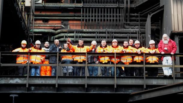 France Steel Spat