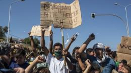 Lindholz kritisiert deutschen Alleingang bei Flüchtlingspolitik