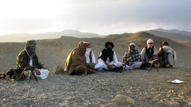 Amerika will direkt mit Taliban verhandeln