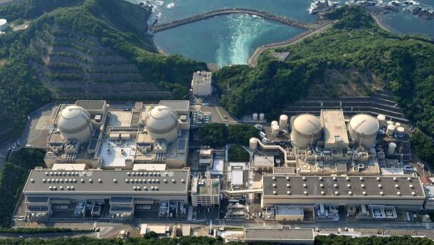 Atomkraftwerke gehen wieder ans Netz
